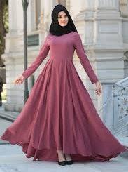 kapalı kadın elbise seçimi, tesettürlü kadın elbise seçimi, kapalı kadınların elbise seçimi yapması